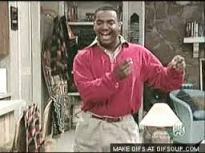 Maybe your niche is the Carlton. Originally filmed on The Fresh Prince of Bel-Air. Image from gifsoup.com